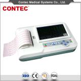 [بورتبل] [إكغ] آلة جهاز تخطيط قلب مع [س] [سرتيفيكت-كنتك]