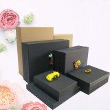 La caja de regalo personalizados al por mayor caja de papel Kraft Caja de papel