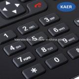 Telefone sem fio fixo de Bluetooth do telefone de WiFi do telefone de WCDMA