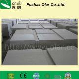 Placa verde da divisória do cimento da fibra da proteção ambiental