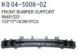 シボレーAveo'05/Kalos'02 96481323のためのブラケットが付いている自動フロント・バンパ補強かサポート