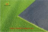 A grama artificial de vista a mais natural para o golfe