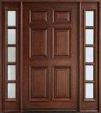 Portello di legno interno del MDF di alta qualità, portello di entrata