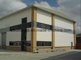 Almacén instalado rápido de la estructura de acero de la marca de fábrica