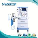 De heet-verkoopt Machine van de Anesthesie van de Apparatuur van het Ziekenhuis Medische met Ventilator