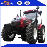 كبيرة عجلة مزرعة زراعيّة [4ود] جرار مع [لوو بريس]