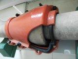 Rohr-Reparatur-Schelle, Reparatur-Muffe, Einschalungs-Muffe, aufgeteilte Muffe, undichte Rohr-Reparatur-Schelle für Zapfen zum Kontaktbuchse-konkreten Rohr, undichte Rohr-schnelle Reparatur