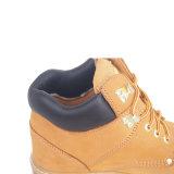 Ботинки безопасности пальца ноги высокого качества стальные для женщин