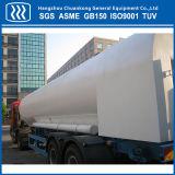 液体酸素窒素のアルゴンの道路輸送のタンカー