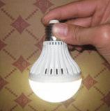 3W baratos LED recarregável lâmpada de emergência