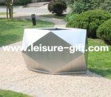 庭DecorationのためのFo9046 Polygon Stainless Steel Planter