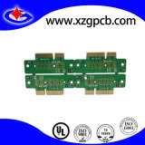 端のめっきおよび金指を搭載するMainboard多層PCB