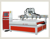 Multi Heads with Multi Spindles Woodworking CNC Router