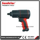 Outil d'air de 1/2 pouce industriel Mini Impact pistolet pneumatique Ui-1310