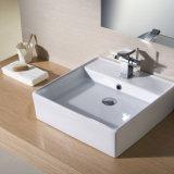 Раковина мытья ванной комнаты гостиницы керамическая для вышеуказанного счетчика Sn109-019