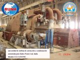 Vervangstukken enz. voor het Onderhoud en de Elektrische centrale van de Turbine van de Stoom