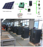 100kw IGBT Inversion Technology Triphasé 380VAC Pure Sine Wave Solar Power Inverter
