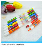 6PCS Dual Tipp Water Color Pen für Kids und Students