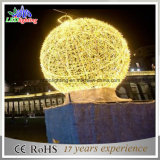 Kugel-Licht-im Freien/große im Freienweihnachtskugel-Lichter der Feiertags-Beleuchtung-LED/beleuchtete Weihnachtskugeln