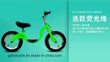 Equilíbrio entre as crianças de bicicletas Aluguer de bicicleta dobrável para crianças