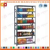 Estante clavado de poca potencia de la estantería del almacenaje del garage del almacén del metal (Zhr214)