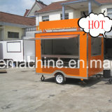 Carrello mobile dell'alimento della batteria, camion dell'alimento da vendere in Cina Jy-B26