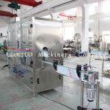 Chaîne &Sealing et de écriture de labels remplissante et recouvrante de pétrole liquide automatique de production