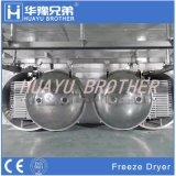 La congelación y la máquina de secado del secador de vacío del precio de la aplicación del secado de frutas