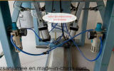 Máquina de alta freqüência para soldagem de plástico de PVC (suporte de gás de 8KW)