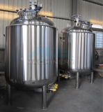 réservoir de mélange sanitaire de l'acier inoxydable 600L avec de l'émulsifiant élevé de cisaillement (ACE-JBG-V6)