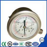 直接ステンレス鋼が付いている衝撃の試験圧力のゲージを販売する製造