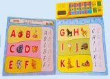 子供の教育のための英国の健全なおもちゃの楽譜集を学んでいる子供