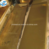 H60 H62 H65 H68 de 1mm C2720 C22800 Hoja de latón / placa de latón para decoración