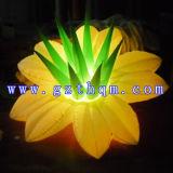 [لد] يشعل قابل للنفخ متحمّل مادّيّة زهرة منطاد/قابل للنفخ زهرة نموذج