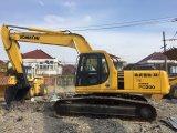 Excavador usado de KOMATSU PC200-6, cavadores usados, excavador usado 0086-13621636527 de la correa eslabonada