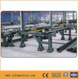 Cnc-Winkel-aufbereitende Stahlzeile für Kraftübertragung-Aufsatz