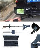"""New Arrival 7 """"Screen 1080P 64GB Memória sob o sistema de vigilância do veículo para verificação de segurança do carro com 2m poste ajustável"""