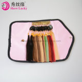 Verkoop 32 van de fabriek direct de Ring van het Blad van de Kleur van de Grafiek van de Kleur van de Uitbreiding van het Menselijke Haar van Kleuren