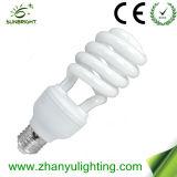 O Paquistão Banheira 26W metade lâmpada economizadora de energia em espiral
