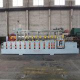 CZ Purlin enrolladora de perforación con la sección