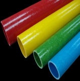 断熱材グラスファイバーパイプ、耐腐食性を持つグラスファイバーチューブ