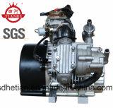 Dinamo raffreddata ad acqua di risparmio del generatore della benzina del combustibile dell'uscita 48V 60V 72V di CC del certificato ISO9001