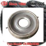 鍛造材鋼鉄バス半鋼鉄放射状のタイヤ型、EDMの鋳造物