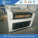 Jinan-Fabrik-Preis CO2 Gewebe-Tuch-Laser-Gravierfräsmaschine mit spätestem Ruida System