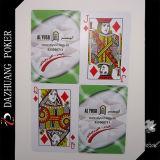 Schede di gioco di plastica promozionali di Yusr di Al per il servizio arabo