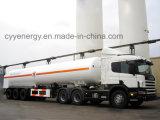 Del Lox del Lin del Lar Lco2 del serbatoio di combustibile dell'automobile rimorchio chimico semi