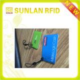 RFID intelligente unregelmäßig geformte Epoxidkarte mit Offsetdrucken