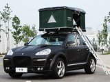 Shell duro Strong Auto Car Roof Tent per Outdoor Camping