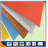 5800mmのスライバカラーAlucobond/ACP/Aluminum合成物のパネル