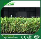 Esteira plástica artificial da grama de Landscping com ISO9001